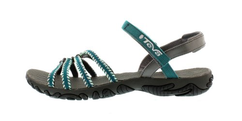 Teva Kayenta Dream Weave W's - Sandalias deportivas Mujer Turquesa (Türkis (teal 757))