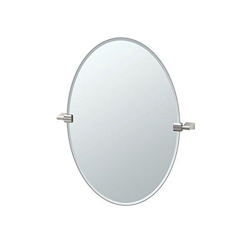 Gatco 4389 Bleu Oval Mirror product image