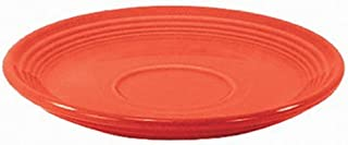 product image for Fiesta 5-7/8-Inch Saucer, Scarlet