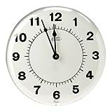 Taylor 166 12'' Large Dial Patio Clock