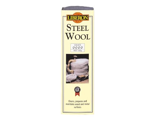 Liberon Steel Wool 0 100g