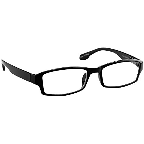 Silver Metal Reading Glasses - 7