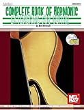 Mel Bay Complete Book of Harmonic Extensions for Guitar (Book/CD)