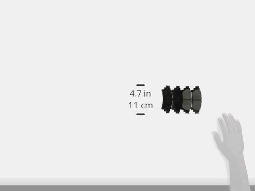 Genuine Toyota (04466-0E010) Brake Pad Kit