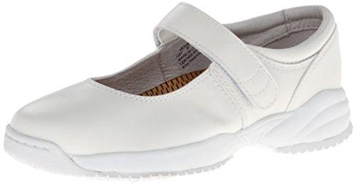 Propet Womens Tilda Shoe & Oxy Cleaner Bundle Bianco