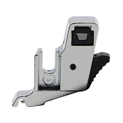 SimSel Presser Foot Shank Foot Holder Adapter for Brother, Babylock, and Singer Sewing Machines (#XE2555101)