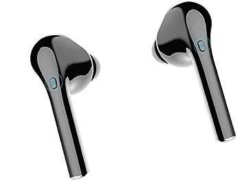 DOJA Barcelona | Cascos inalambricos Bluetooth 5.0 M6s | Auriculares inalambricos de máxima Potencia y Calidad de Sonido | BATERIA 3H | Carga portatil ...