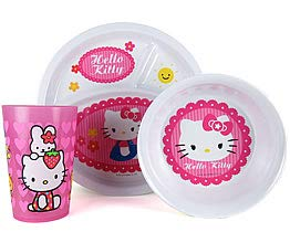 Hello Kitty Divided Plate