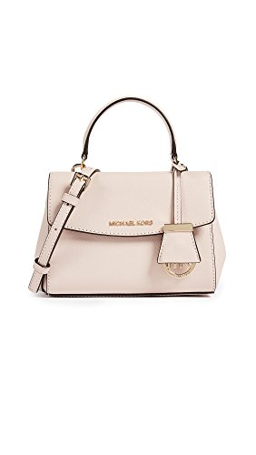 MICHAEL Michael Kors Women's Ava Cross Body Bag, Soft Pink, One Size