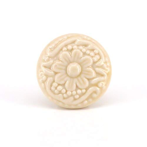 Best Quality - Cabinet Pulls - 1x Cabinet Handles and Knobs Drawer Pulls Furniture Ceramic Knobs Children Door Handle 33mm30mm - by HIBISCUS. - 1 PCs ()