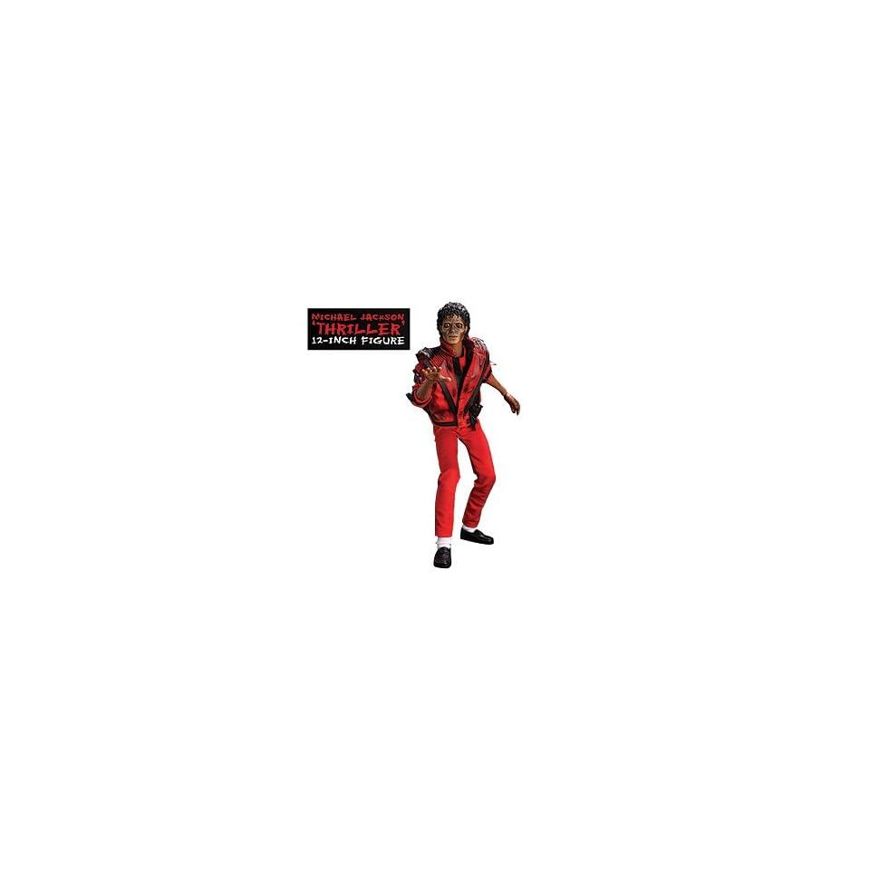 Michael Jackson Thriller Action Figure
