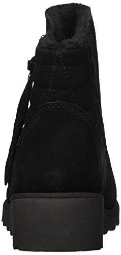 Boot BEARPAW Black Megan Fashion Women's w8q4gf