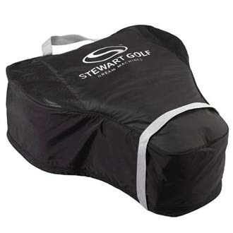 Stewart Golf USA X Series Travel Bag 2017 Black/White