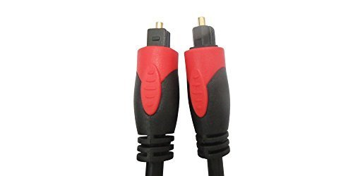 iConnect WorldTM Digital Optical Audio Toslink Cable -(3 Meter│9 Feet)