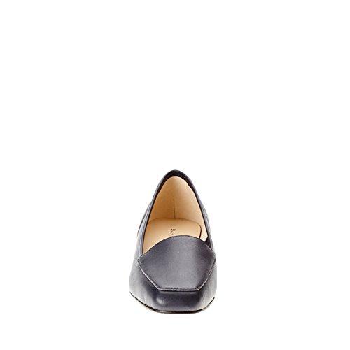 Bandolino Liberty Loafers Navy Leather VJtFG3