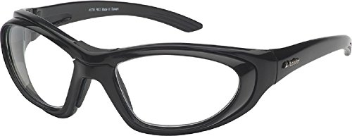 T-Zone Rx Sport Goggle Basketball, Soccer, Squash, Racquetball (Black, Large)