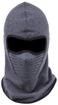 ETbotu Unisex Winter Neck Face Mask Warm Thermal Fleece Hat Ski Riding Hood Helmet Caps