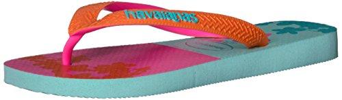 Havaianas Ice Flop Sandal Fashion Flip Blue Top Women's HPgaOrnHz
