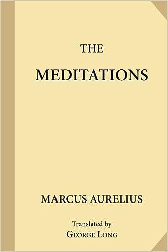 =BEST= The Meditations. escogio precios Seguro general Loxton canvas William