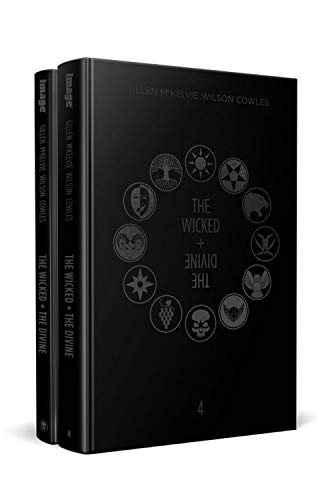 The Wicked + The Divine Deluxe Deluxe Edition: Year Four