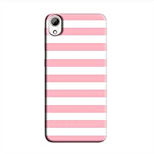 Cover It Up - Pink Stripes Desire 626Hard Case