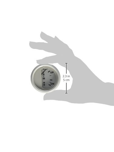 Mariner 13122 Faria Trim Gauge nbsp;Mercury FH4ycqcP