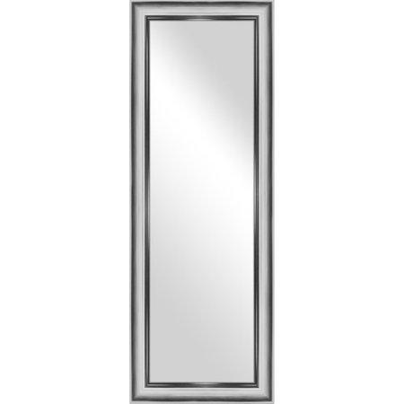Amazon.com: Verona plata espejo de stand-up: Home & Kitchen