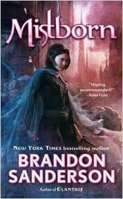 Image result for mistborn book