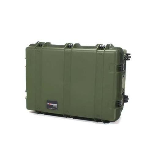 Pelican iM3075 Case with Wheels, Watertight, Padlockable Case, No Foam or Divider Interior, Olive Drab - Storm Im3075 Case