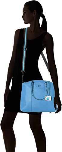 GABS - Amanda Tg M Black - Shopping Palmellato, Borsa Donna Beige (Carta Da Zucchero)