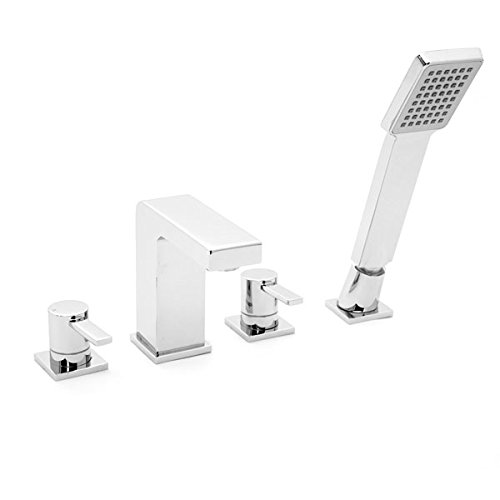 Andra 4-Hole Bath Shower Mixer Tap Better Bathrooms Outlet