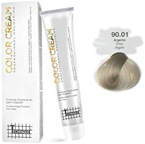 Technique Color Cream – Tinta 100 ml 90.01 Argento