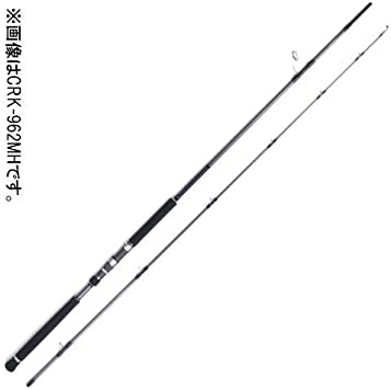 Major Craft Crostage Series Spinning Rod CRK 962 MH (6780): Amazon ...