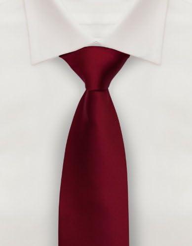 Fabio Farini Cravate de en rouge