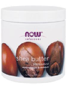 NOW Foods Solutions Shea Butter -- 7 fl oz