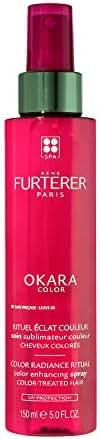 Rene Furterer OKARA COLOR Enhancing Spray, 5 Fl oz.