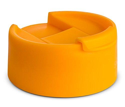 Hydro Flask Wide Mouth BPA Free Travel Mug Hydro Flip Lid, Mango