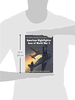 American Nightfighter Aces of World War 2 (Aircraft of the Aces)