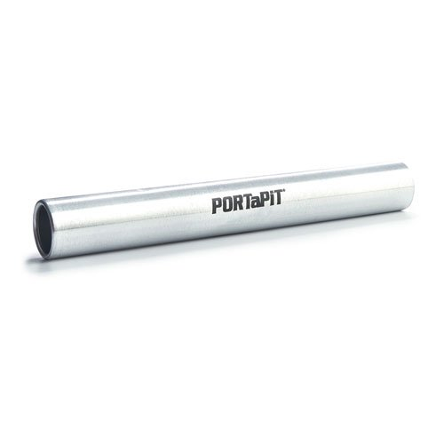 Port a Pit Aluminum Relay Batons, Black