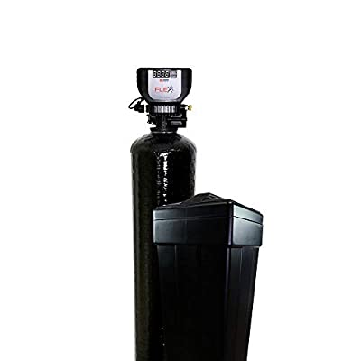 FLEXX PRO Series Water Softener with Smartphone Programming - Commercial Grade - Rugged and Long Lasting - U.S.-Made