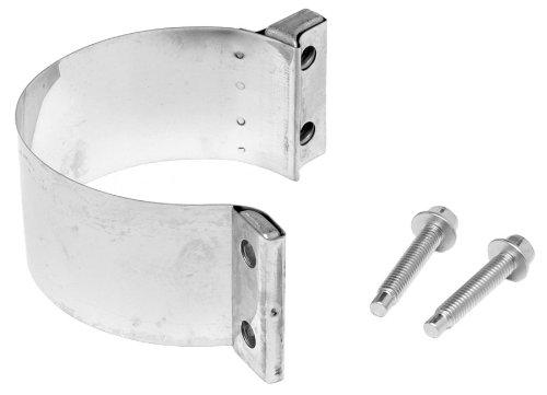 Dynomax 33240 Stainless Steel Hardware Clamp Band