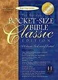 KJV Pocket Bible, , 1586401955