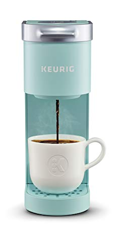 (Keurig K-Mini Single Serve Coffee Maker, Oasis)