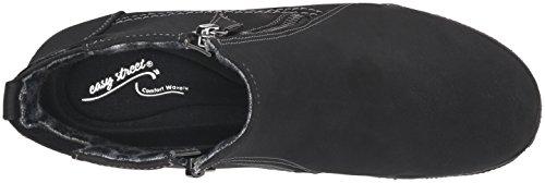Easy Street Women's Beam Ankle Bootie Black Matte SWWS540L