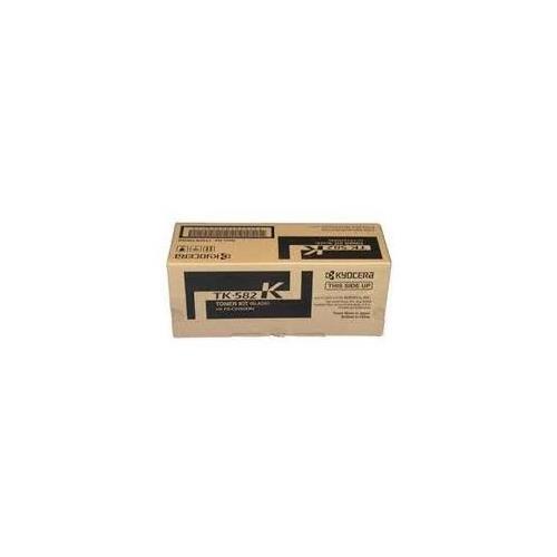 Kyocera TK582K OEM Toner - FS-C5150DN Black Toner (3500 Yield)