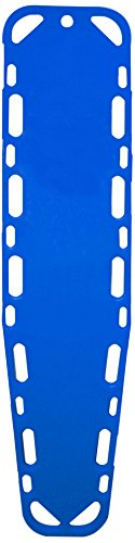 Iron Duck 35755-Blue Ultra Vue-18 Spinal Immobilization Backboard (Long Spine Board)