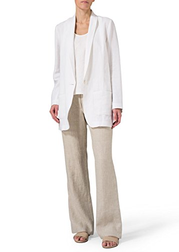 Linen Womens Jacket - 6