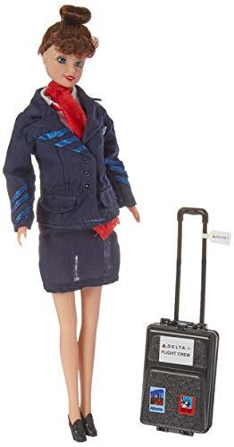 Delta Flight Attendant ()