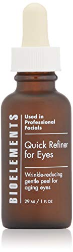 Bioelements Quick Refiner for Eyes, 1 Fluid Ounce