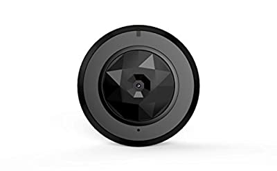 IKOM Mini Wireless Cam - Spy Hidden Camera - Night Vision Wi-Fi Camera - Full HD Security Camera - Surveillance Cam with Auto Night Vision for Home & Office - With Motion Detector - 12-months Warranty by IKOM